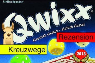 Qwixx / Spiel des Jahres 2013 (Nominierung) / Anleitung & Rezension / SpieLama