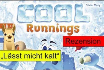 Cool Runnings / Anleitung & Rezension / SpieLama