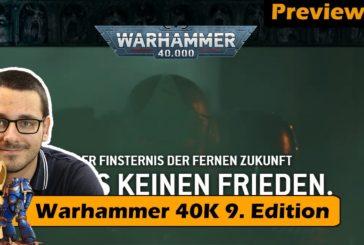 ► Neue Warhammer 40K Edition kommt - Trailer und Preview kommentiert / Tabletop - Deutsch /