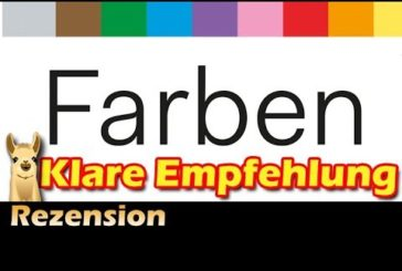 ►Farben / Kartenspiel - Deutsch / Anleitung & Rezension / SpieLama