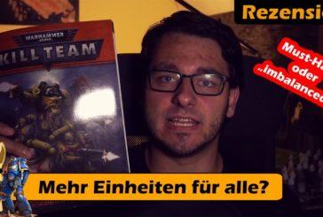 👉 Kill Team: Elite Erweiterung Rezension / Warhammer 40K