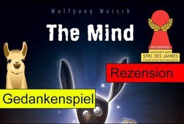 The Mind / Spiel des Jahres 2018 (Nominierung) / Anleitung & Rezension / SpieLama