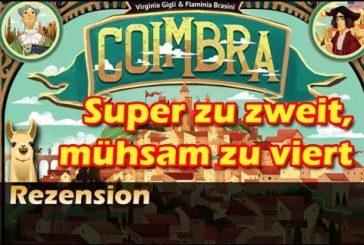► Coimbra | Brettspiel - Deutsch | Anleitung & Rezension | SpieLama