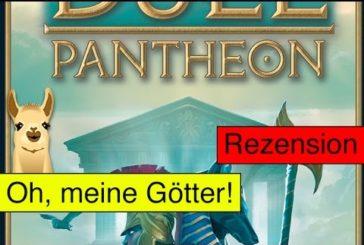 7 Wonders Duel - Pantheon (Erweiterung) / Anleitung & Rezension / SpieLama