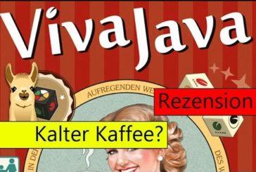 VivaJava (Würfelspiel) / Anleitung & Rezension / SpieLama