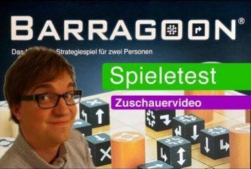 ► Barragoon / Rezension / Brettspiel / Reupload