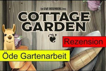 Cottage Garden / Anleitung & Rezension / SpieLama