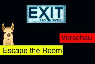 Exit – Das Spiel / Escape the Room / Anleitung & Rezension / SpieLama