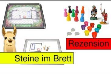 Gamerboard / Rollenspiel- und Brettspiel-Zubehör / Vorstellung / SpieLama