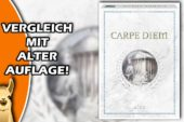 Lohnt sich die neue Auflage? - Carpe Diem Vergleich alt vs. neu / Brettspiel