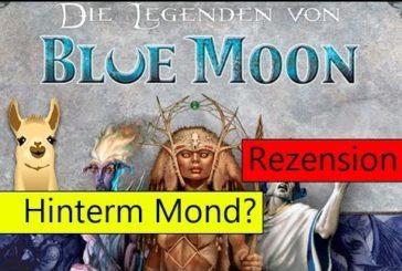 Die Legenden von Blue Moon (Kartenspiel) / Anleitung & Rezension / SpieLama
