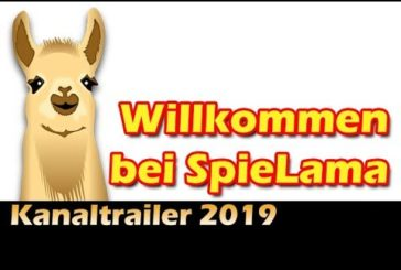 SpieLama / Brettspiel-Videos / Kanaltrailer 2019