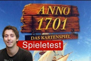 Anno 1701: Das Kartenspiel / Anleitung & Rezension / SpieLama