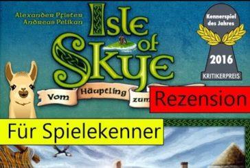Isle of Skye / Kennerspiel des Jahres 2016 / Anleitung & Rezension / SpieLama