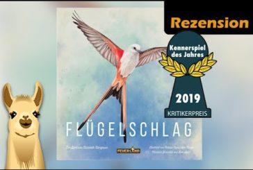 ► Flügelschlag / Kennerspiel des Jahres 2019 / Anleitung & Rezension / SpieLama