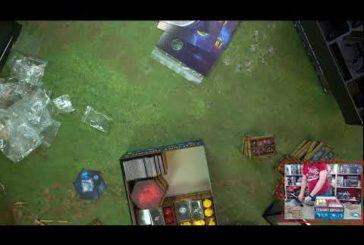 ► Twilight Imperium 4 Insert (eRaptor) zusammenbauen [Livestream]