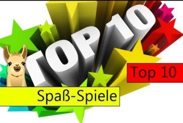 Die lustigsten Brettspiele / Top 10 / SpieLama