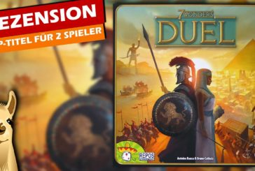 7 Wonders Duel (Kartenspiel) / Anleitung & Rezension / SpieLama