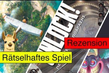 Unlock! (Escape-Room-Spiel) / Anleitung & Rezension / SpieLama