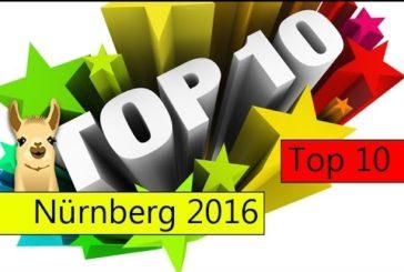 Spielwarenmesse 2016 (Vorschau) / Top 10 / SpieLama