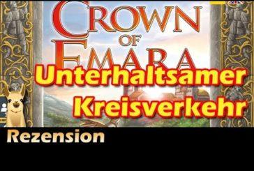 ► Crown of Emara / Brettspiel - Deutsch / Anleitung & Rezension / SpieLama