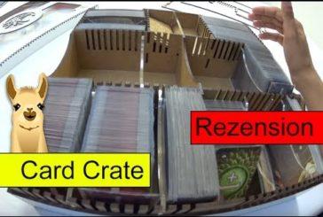 Blackfire Card Crate / Inlay für Spiele / Brettspielzubehör #07 / SpieLama