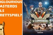 V-COMMANDOS - Inglourious Basterds als Brettspiel?! / Rezension