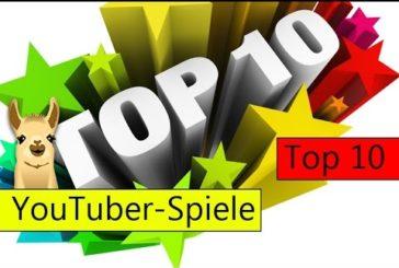 Lieblingsspiele der Brettspiel-YouTuber / Top 10 / SpieLama