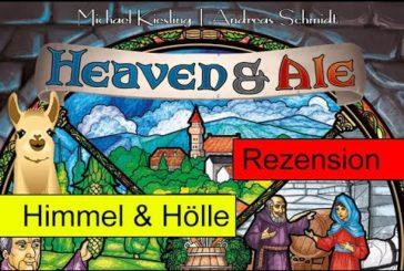 Heaven & Ale / Kennerspiel des Jahres 2018 (Nominierung) / Anleitung & Rezension / SpieLama