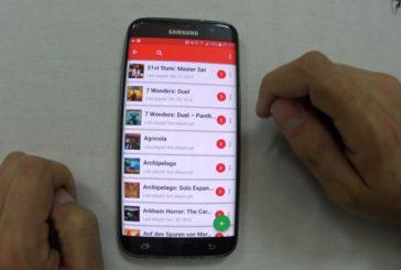 ScorePal / Spiele-App (Android) / Notizblock für gespielte Spiele / Brettspielzubehör #04 / SpieLama