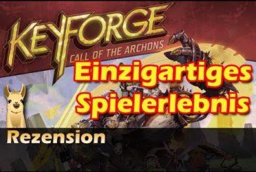 ► Keyforge / Kartenspiel - Deutsch / Anleitung & Rezension / SpieLama