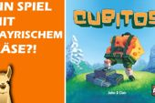 ► CUBITOS - Dice Building + Wettrennen + Push your Luck? / Vorgestellt