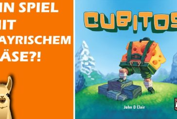 ► CUBITOS - Dice Building + Wettrennen + Push your Luck? / Vorgestellt