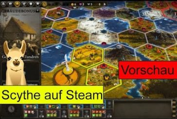 Scythe Digital Edition (Steam) / Vorschau / SpieLama