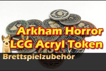► Arkham Horror LCG FiberglasTokens / Brettspielzubehör #23 / SpieLama