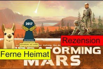 Terraforming Mars / Kennerspiel des Jahres 2017 (Nominierung) / SpieLama