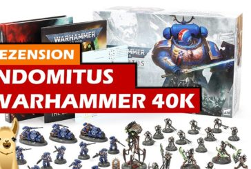 ► Start meiner WH40K Armee - Indomitus Box / Rezension / Tabletop