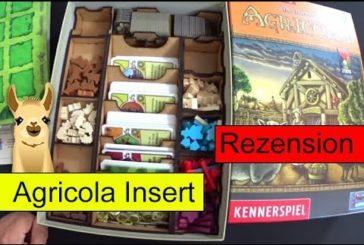 Agricola Insert (The Game Doctors) / Brettspielzubehör #10 / SpieLama