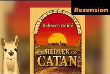 ► Die Siedler von Catan - Der Roman / Buch-Rezension / SpieLama