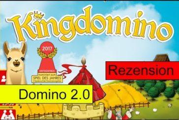 Kingdomino / Spiel des Jahres 2017 / Anleitung & Rezension / SpieLama