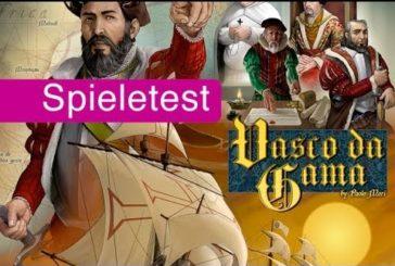 Vasco da Gama (Brettspiel) / Anleitung & Rezension / SpieLama