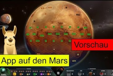Terraforming Mars (App) / Vorschau / SpieLama