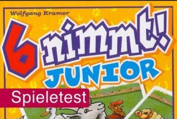 6 nimmt! Junior (Spiel) / Anleitung & Rezension / SpieLama