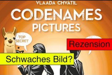 Codenames Pictures (Spiel) / Anleitung & Rezension / SpieLama