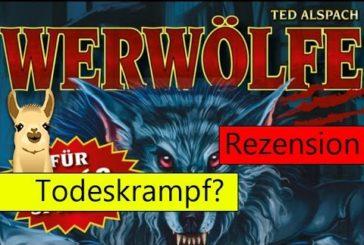 Werwölfe (Spiel) / Anleitung & Rezension / SpieLama