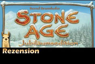 ► Stone Age - Jubiläumsedition / Brettspiel - Deutsch / Anleitung & Rezension / SpieLama