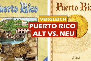 ⚓ Puerto Rico - Neuauflage 2020/  Vergleich / Brettspiel