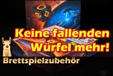 ►Roll for the Galaxy Insert (Laserox) / Brettspielzubehör - Folge 20 / SpieLama