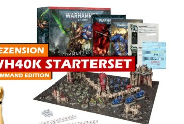💢 Starterbox Warhammer 40000 9te Edition Command Edition / Rezension / Tabletop