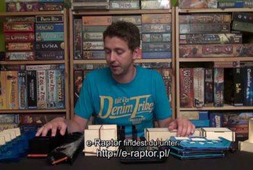 Spielhilfen von e-Raptor im Test von SpieLama